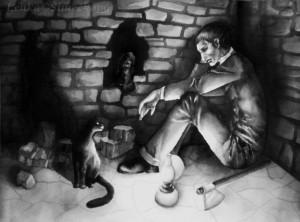 Black_cat_catrina_poe
